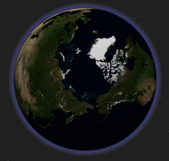 Teoria de la Tierra Hueca
